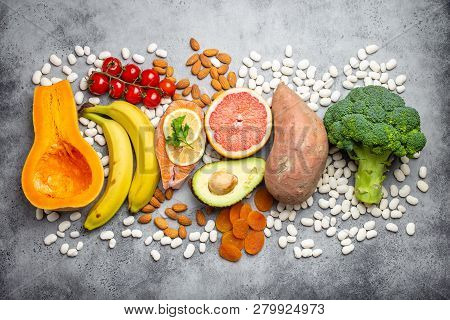 Natural Food Sources Of Potassium