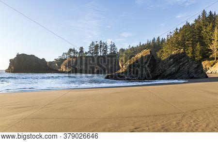 Secret Beach, Oregon