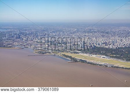 Buenos Aires, One Of The Largest Megacities In The World, With Pollution Problems