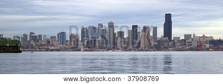 Seattle Waterfront Panoramic