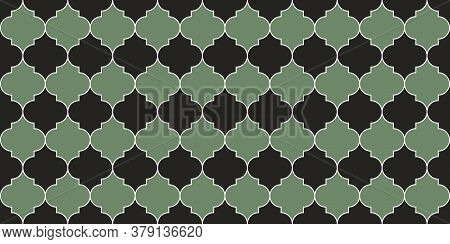 Ramadan Kareem Islam Decoration. Seamless Moroccan Ornament Seamless Moroccan Mosaic Design. Turkish