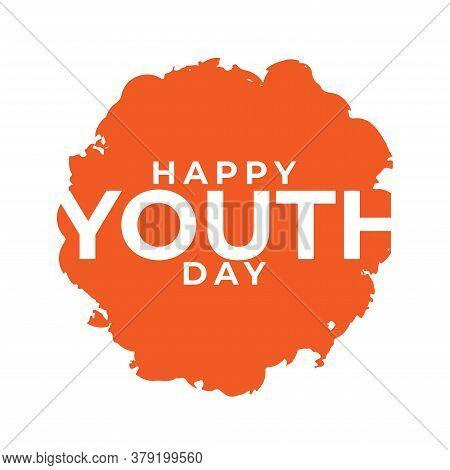 Illustration Design For Celebrating Youth Day Event