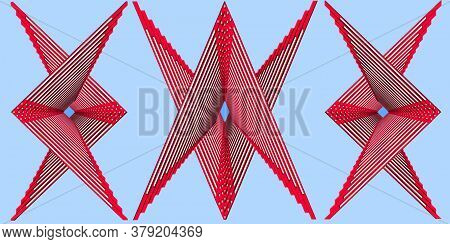 Sari Lace Border Seamless Pattern Design Work
