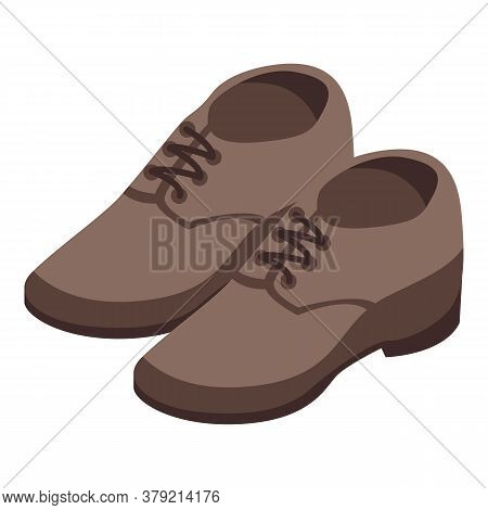 Shoe Repair Icon. Isometric Of Shoe Repair Vector Icon For Web Design Isolated On White Background