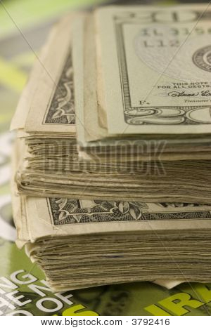 Us Dollar Billss