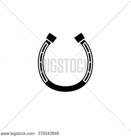 Illustration Vector Graphic Of Horseshoe Icon Template