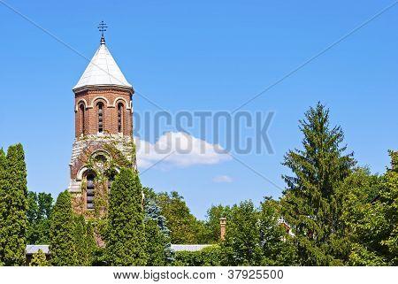 Historic tower Curtea de Arges