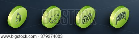 Set Isometric Fitness Shaker, Protective Sport Jockstrap, Hockey Mechanical Scoreboard And Ice Hocke