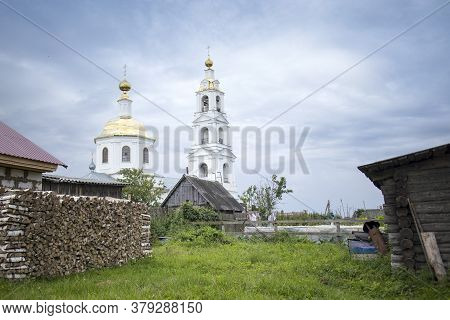Prozorovo Is A Rural Locality And The Administrative Center Of Breytovsky District Of Yaroslavl Obla