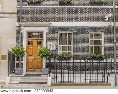 June 2020 London. Mayfair, London, England United Kindom Europe