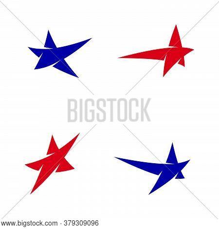 Star Icon Template Vector Illustration