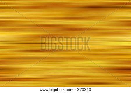 Gold Blured