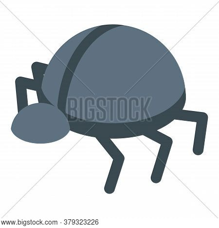 Personal Information Bug Icon. Isometric Of Personal Information Bug Vector Icon For Web Design Isol