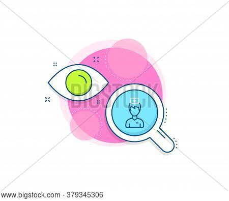 Medicine Drugs Sign. Research Complex Icon. Doctor Line Icon. Pharmacy Medication Symbol. Analytics