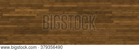 Wood Floor Texture For Texture And Copy Space. The Best Stock Photo Image Of Abstract Wood Floor Tex