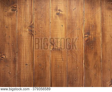 old wooden plank board background as texture surface