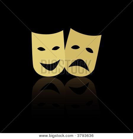 Theatrical Faces