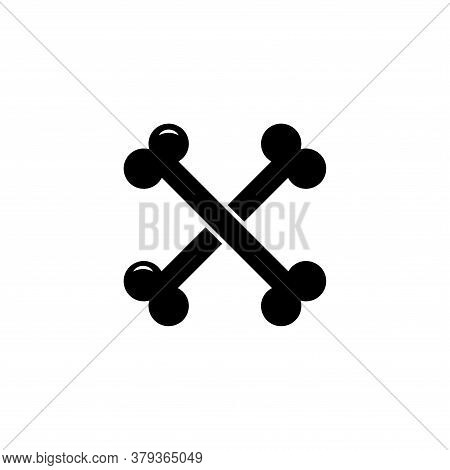 Illustration Vector Graphic Of Bone Icon Template