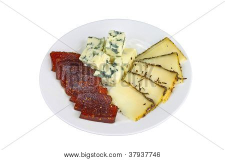 Cheese And Jam