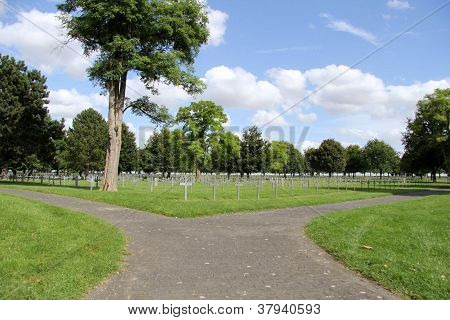 German Cemetery - Neuville-St. Vaast, France