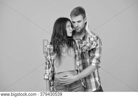 Sexy Couple Checkered Shirts. Family Look. Matching Outfits. Summer Season. Fashion Clothes Shop. Mo