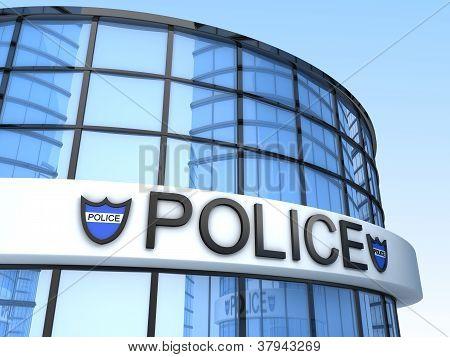 Police Building