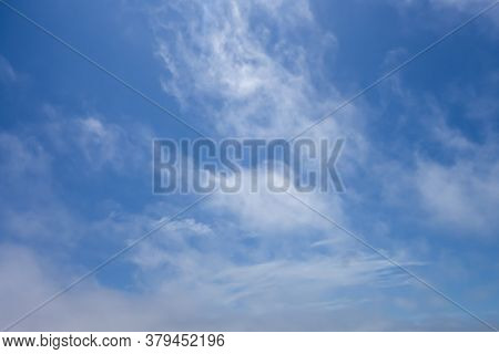 A Daylight Skyscape Full Image Background Backdrop