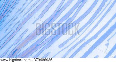 Distress Line Pattern. Stripe Marine Minimal Ornament. Background Distress Line Pattern. Repeat Funn