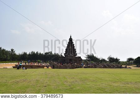 Famous Tamil Nadu Landmark On 28 Dec 2019 Unesco World Heritage - Shore Temple, World Heritage Site
