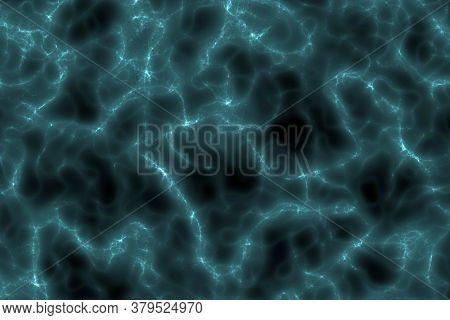 Amazing Immense Cosmic Energy Lines Computer Art Background Or Texture Illustration