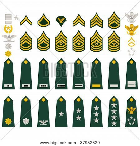 Insignia of the U.S. Army