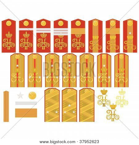 Insignia of the Russian Imperial Army