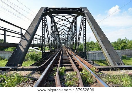 Bridge Of Train Track