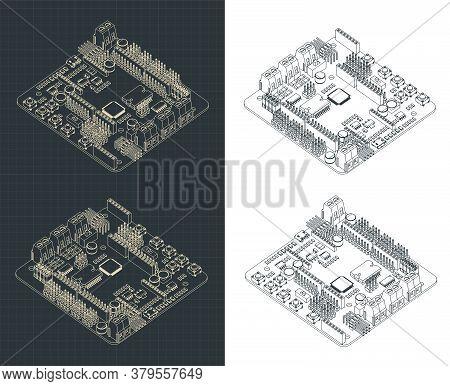 Arduino Romeo V2 Drawings