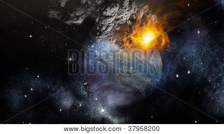 Earth Photo- Apocalypse