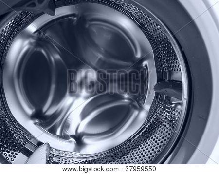 Washing Machine Open Door