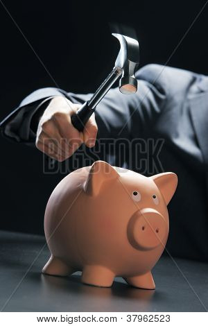 Getting At Your Savings