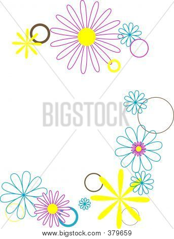 Circles And Flowers 2