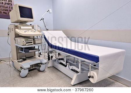 Echography room