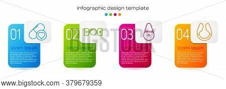 Set Line Pills For Potency, Aphrodisiac, Silicone Ball Gag With Belt, Dildo Vibrator And Dildo Vibra