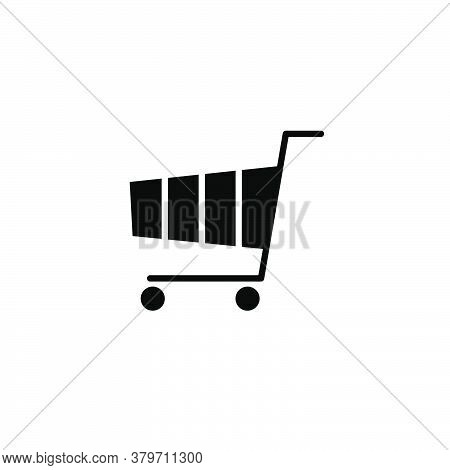 Illustration Vector Graphic Of Shopping Cart Icon