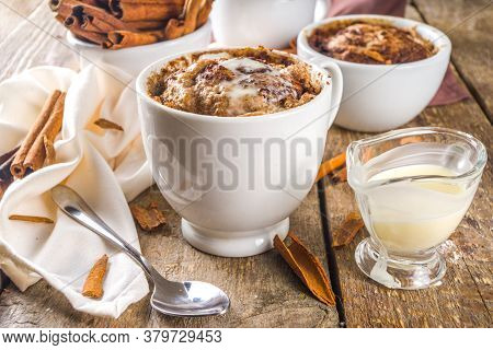 Cinnabon Cake In Mug