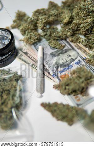 Cbd Thc Herb. The Pot Buds. Money Weed. Cannabis Money Black Market. Cannabis In Economics. White Ba
