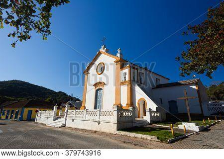 Santo Antonio De Lisboa Church, One Of The Oldest In Florianópolis