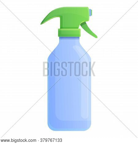 Home Disinfection Spray Bottle Icon. Cartoon Of Home Disinfection Spray Bottle Vector Icon For Web D