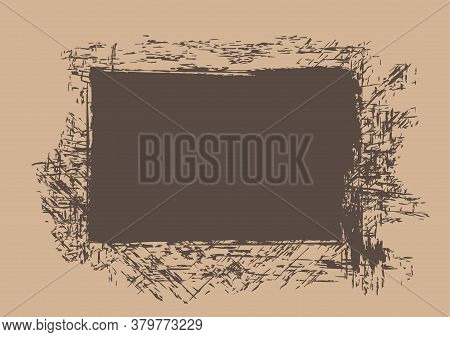 Grunge Texture. Background For Design And Decoration. Creative Abstract Design