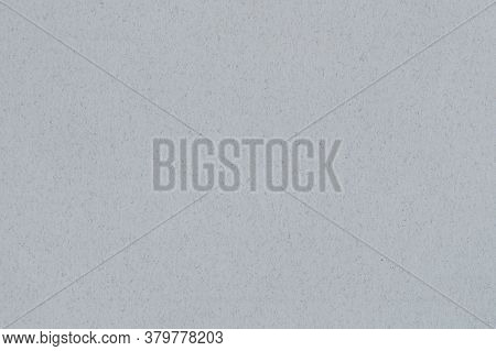 White Paper Sheet With Blue Granular