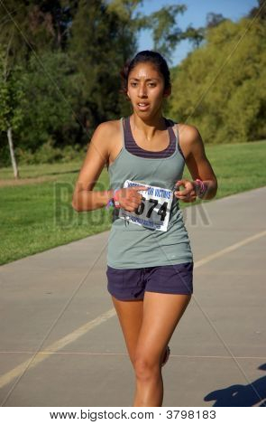 Female Runner