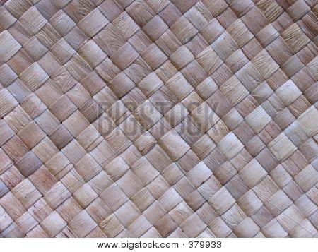 Diagonal Woven Basket Texture