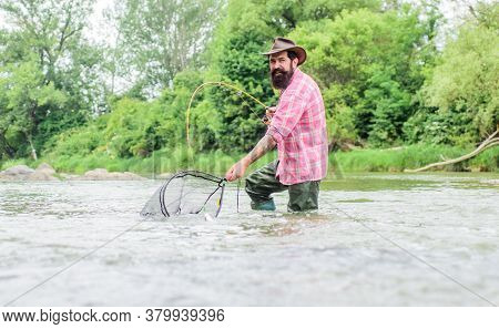 Fishing Is Astonishing Accessible Recreational Outdoor Sport. Fishing Provides That Connection With